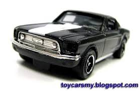 mustang toy cars
