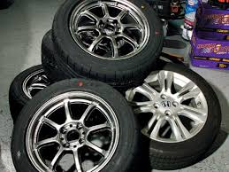honda fit rims