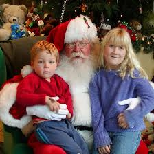 santa claus pictures for kids