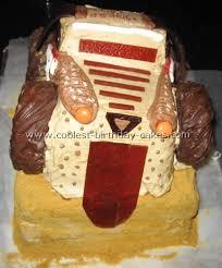 monster jam birthday cakes