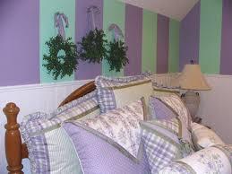 purple girls rooms