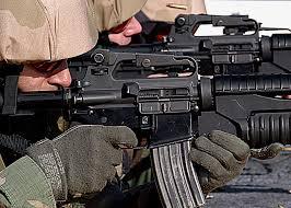 m16 m203 grenade launcher