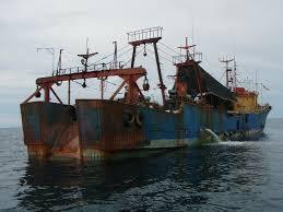 big fishing boat