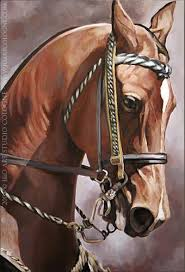 arabian horse art
