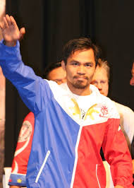 Manny Pacman Pacquiao,