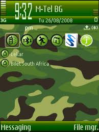 camouflage themes