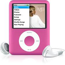 colour ipod