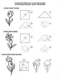 dobraduras flores