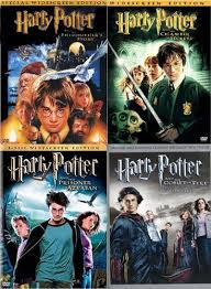 all harry potter movie