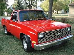 1981 chevy pick up