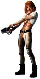 fifth element leeloo costume