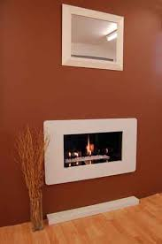 in wall fireplaces