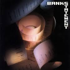 Tony Banks - Bankstatement