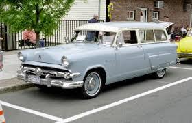 1953 ford ranch wagon