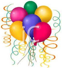 free clipart balloons