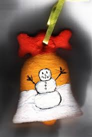 christmas ornaments bells