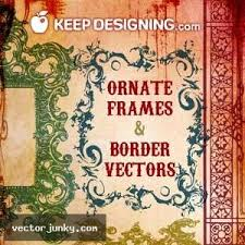 free borders and frames