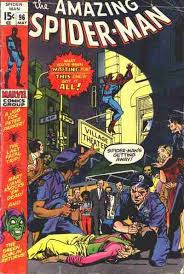 original spiderman comic
