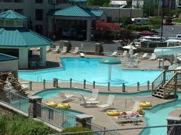 hotel water park