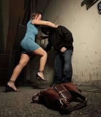 girl self defence