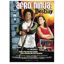 afro ninja movie