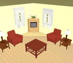 furniture arrange