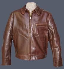 aero leather jacket