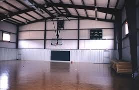 building gymnasiums