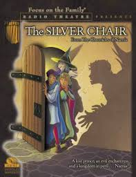 chronicles of narnia silver chair