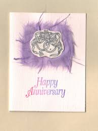 job anniversary card