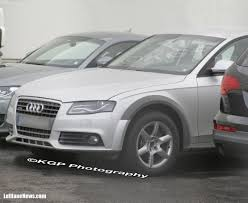 audi allroad key