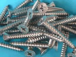 screws metal