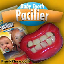 funny baby soothers