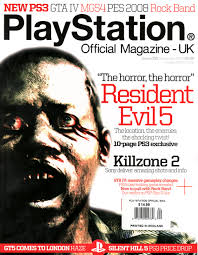 playstation magazines