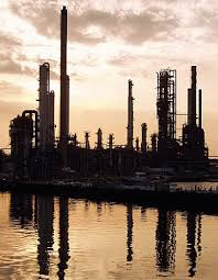 oil and gas refining