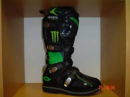 monster boots