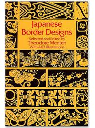 japanese border design