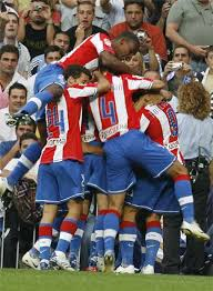 el atletico de madrid