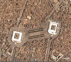 google earth iraq