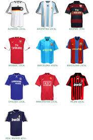 uniforme futbol