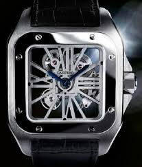 cartier santos 100 watches