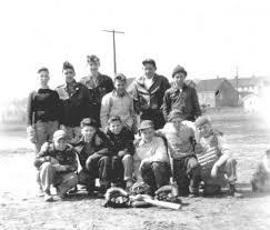 old baseball teams