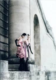 high fashion photo