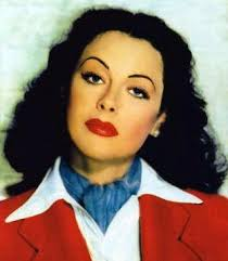 Friday Face: Hedy Lamarr