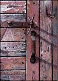 barn door handle