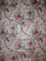 antique french fabrics