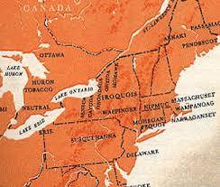 iroquois indians transportation