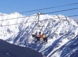 chair lift crash