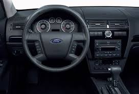 ford fusion 2001