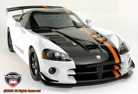 dodge vipers racing